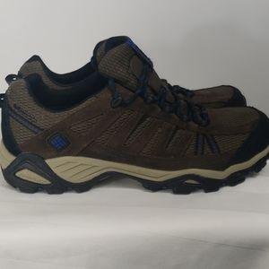 Mens Columbia hiking shoes omni tech grip sz 10
